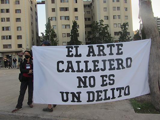 Plaza Dignidad: En homenaje a Francisco Martínez